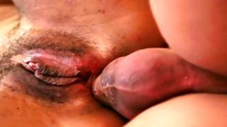 His sugar-plum looks most in her vagina gap