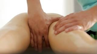 Messy guy is wildly fingering oily butthole