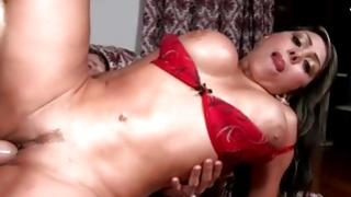 Sexually extraordinary chubby Mrs. earns unstoppably messed up round audition