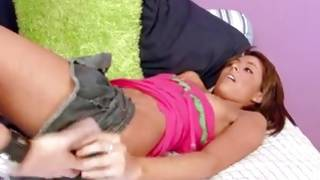 Magnificent furious hot gf is self undressing